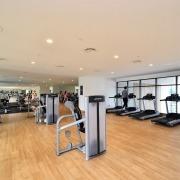 Sportanlage Fitnessstudio