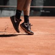 Sportstaette Tennisplatz Covid