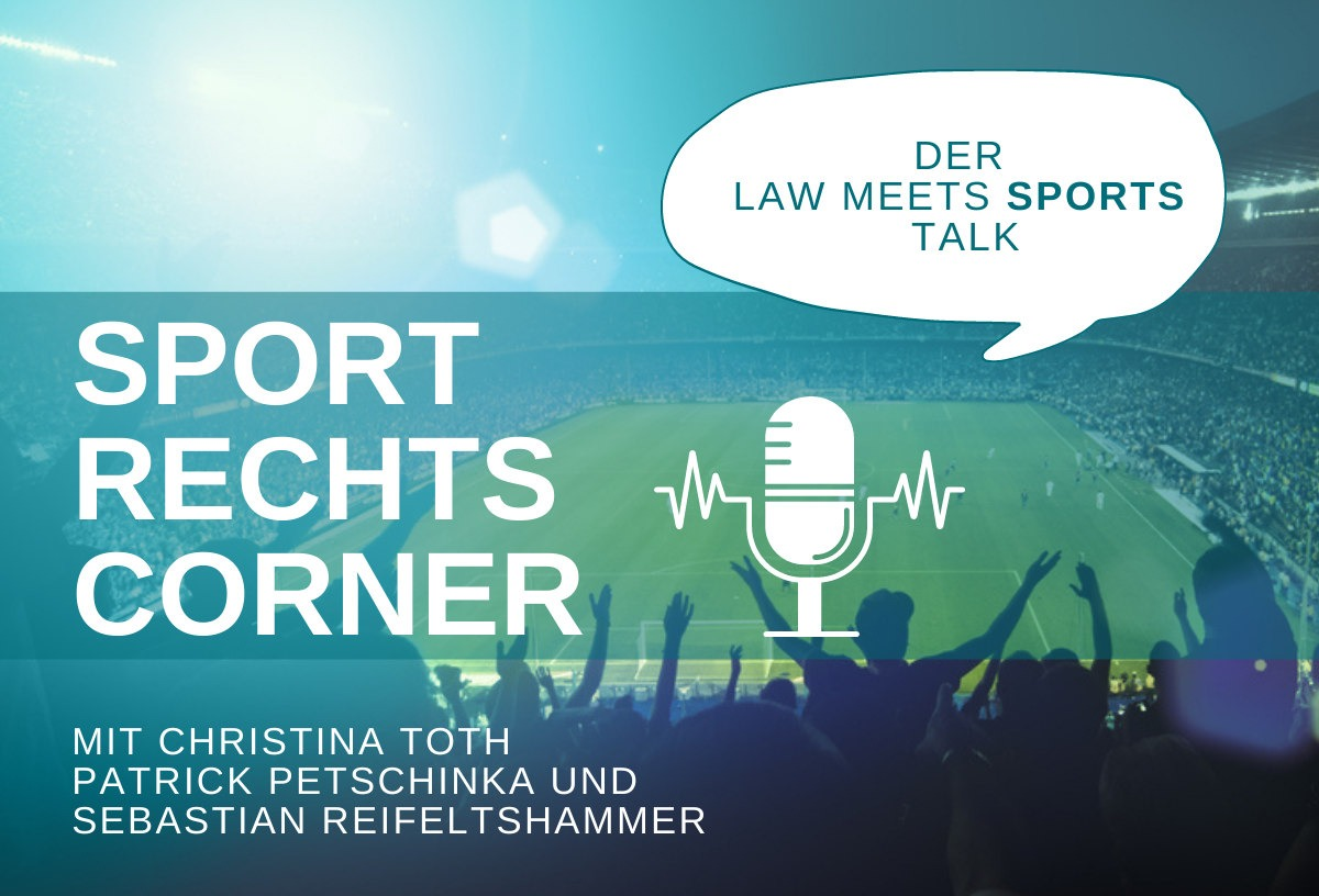Podcast SportRechtsCorner